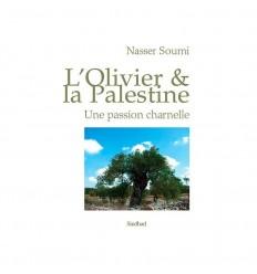 "Livre ""L'olivier & la Palestine"""