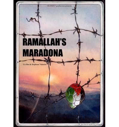 DVD Ramallah's Maradona