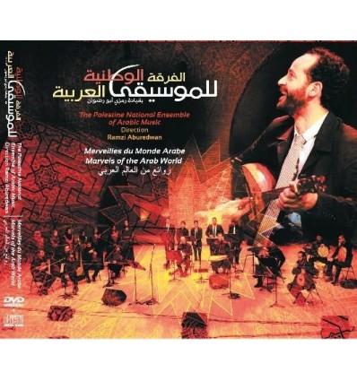 "CD + DVD ""Merveilles du Monde Arabe"""