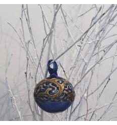 Boule décorée