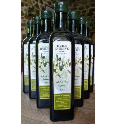 Huile d'olive extra vierge - PACK