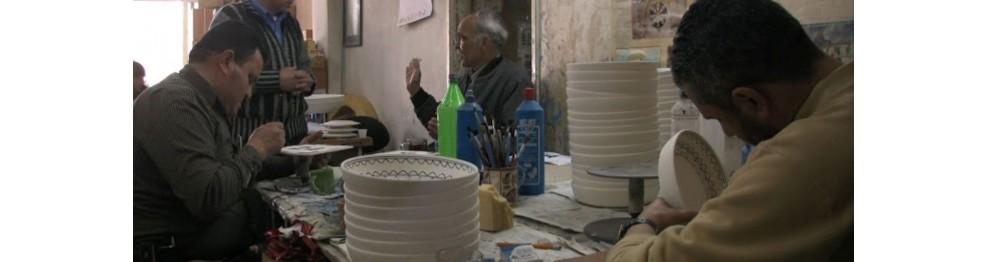 Produit Art de la Table 100% Palestiniens, Fipsouk